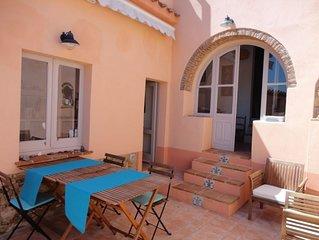Coté Sud : Charmante maison Campidanese restaurée avec style et beaucoup de goût