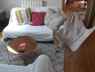 Charmant appartement Vannes intramuros 6 couchages