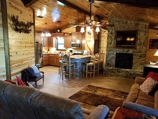 ENJOY A VACATION ON THE UPPER MOUNTAIN FORK RIVER