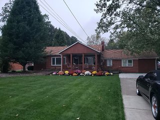 Cleveland Airport/Rock&Roll Hall/Cedar Point/Pro Football Hall. Fully Furnished