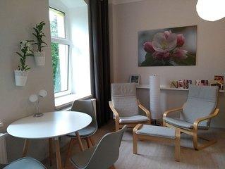 Apfeltraum - die feine Wohnung in der Dresdner Neustadt