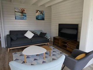 La cabane de Carymero, un petit coin de paradis, à 200m de la plage