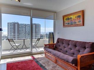 Departamento comodo con vistas - Comfortable apartment with views