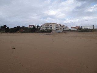 Appartement avec vue sur mer T3 à Longeville sur Mer (Vendée)