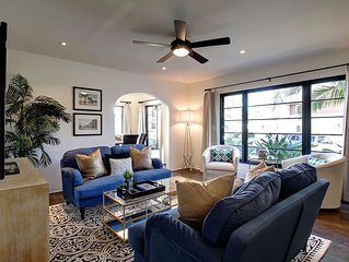 NEW RATES! Heart of West Beach-incredible property, spacious outdoor patio, 2 bl