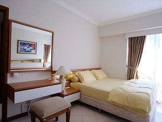 Happy Living at Puri Casablanca Apartment 2BR