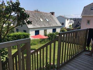 Maison proche des plages du Val Andre