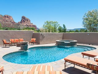 Sedona Red Rock Retreat-Private Pool/Spa 5 & 6 NIGHT RATE QUOTE WRONG-CONTACT US