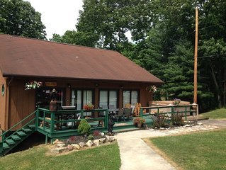 The Pines 1st Choice Cabin Rentals Hocking Hills Ohio Wayne National Forest