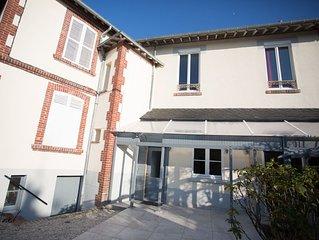 Maison Agnèz (Houlgate)