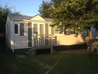 Mobile Home Grand confort a St CADO