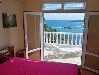 Luxury spacious 1 bedroom ocean view apartment