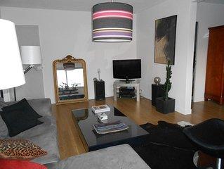 Appartement spacieux et tres lumineux 80m2