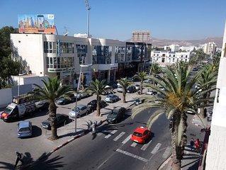 Appartement 1 chambre centre-ville Agadir