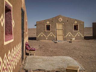 Desert camp & Sahara trips