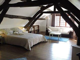 Le temps des Roses de Cravent - Maison indépendante de 80 m2 - 4 à 5 couchages