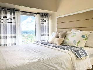 Ayala Brand new 1 BR furnished for rent at downtown Davao City-wow