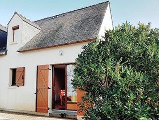 'Ty Nanou'  Maison de vacances en bord de mer
