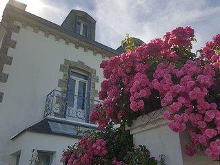 Villa L'Amiral - à 5 mn à pied des plages