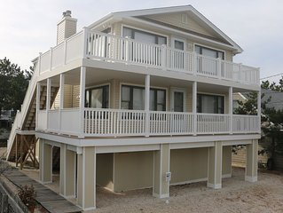 3BR 1.5BA 1 Off Beach;  1 Block From Town