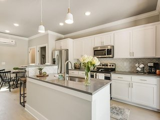 Trendy Townhome in North Chatt - Walk Everywhere