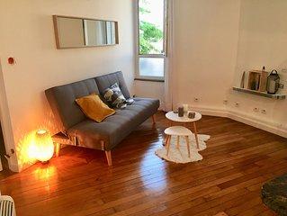 Superbe appartement à 5 min de l'Aéroport d'Orly