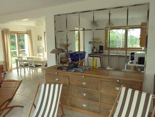 Magnifique residence au Cap d'Erquy, a 10 min a pied de la plage de Lourtuais
