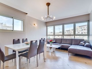 Fabulous Kosher apartment! Fabulous area!