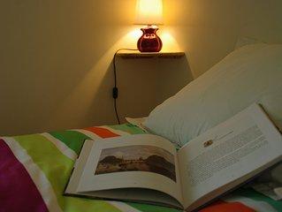 Appartement lumineux, proche de Quimper, loin de l'agitation urbaine