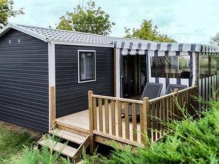 Camping L'Océan***** - Mobil Home Quattro 5 Pièces 8 Personnes