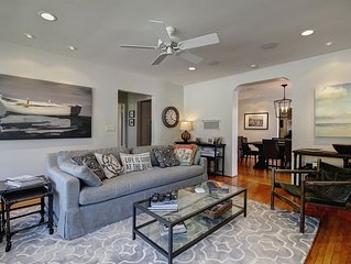Incredible furnishings in Epic West Beach location, fully equipped, walk to ever