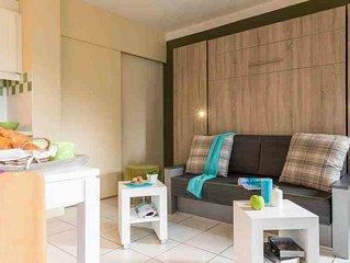 Residence Pierre & Vacances Les Embruns** - Studio 4 Personnes Standard