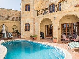 St Anthony - charakteristisches Farmhaus mit Pool und zusatzl. Apartment