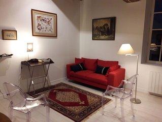 Appartement T2, hyper-centre historique Saumur