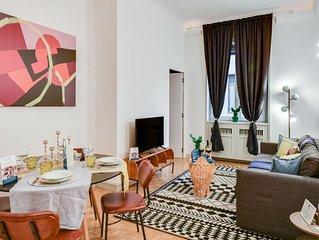 Cerva - Trois Chambres Appartement, Couchages 8