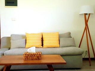 Agréable 2 pièces en bas de villa au Lamentin