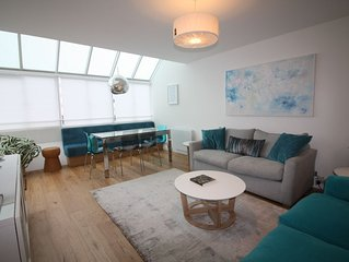 Beautiful Central London apartment with terrace