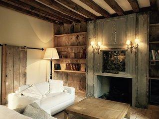 Maison d'Anjou 5***** - Raffinement - Confort - Tranquillité.