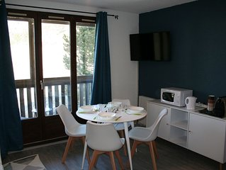 Appartement T3 2/4 personnes - 30m²