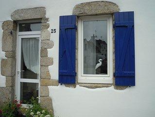 Maison de pécheur LA MARIE MORGANE à QUIBERON à 200m de la plage