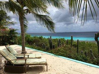 Oceanfront Villa Paradise Found: PrivatePool, BeachAccess; 100+ 5 star reviews!!