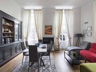 La Frégate - Deux Chambres Appartement, Couchages 6