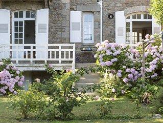 Le Safran - Jardin clos et Garage privé