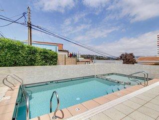 Departamento con piscina compartida y gimnasio - Apartment w/ shared pool & gym