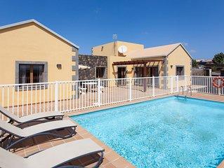 Tao Mazo 3 - Estupenda casa de 3 dormitorios con piscina privada, jardin y BBQ