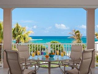 Cruzan Sands Guest Villa! BEACHFRONT! Great for Couples! Fabulous AwesomeViews!