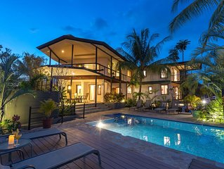 Superb Villa with Ocean View, New Pool !