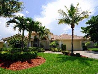 Welcome to Lake View Villa, Naples, Florida