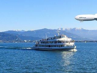 Geniessen Sie ein tolles Urlaubsfeeling direkt am 'Schwabischen Meer'.