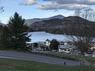 Family Friendly Town Home In The Middle Of Lake Placid-Let's Getaway Rental ADK